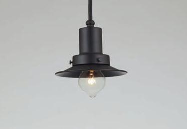 マッターホルン(1灯用CP型黒) 〔GLF-3457〕の照明詳細画像1