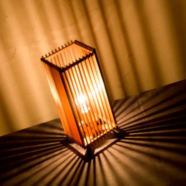 簾 ren L|行灯|和風|照明|スタンド|A515の和風照明詳細画像