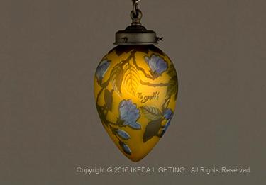 木蓮(マグノリア)ガレ|照明|ガレコレクション|照明器具|詳細画像2