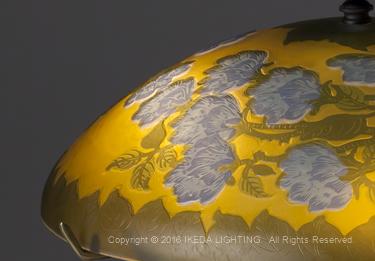 木蓮(マグノリア)【ガレコレクション】の照明詳細画像2