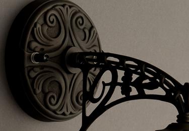 ブルーグレープ【ガレコレクション】の照明詳細画像4