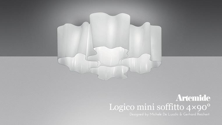 Logico mini soffitto 4×90°のイメージ