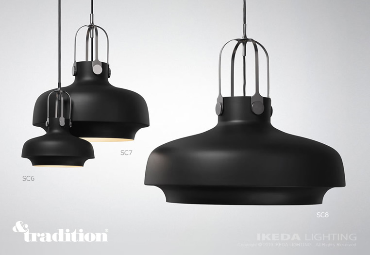 コペンハーゲン|照明|ペンダント|COPENHAGEN PENDANT|SC6