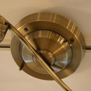 照明アマレットリモートシーリングランプaw-0334の詳細画像