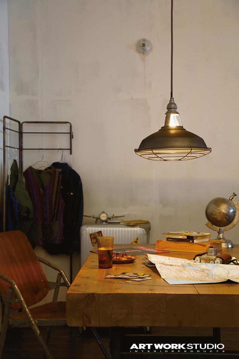 Jail-pendantジェイルペンダントAW-0350の照明イメージ