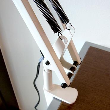 スネイル デスク アーム ライトaw-0369の細部画像4