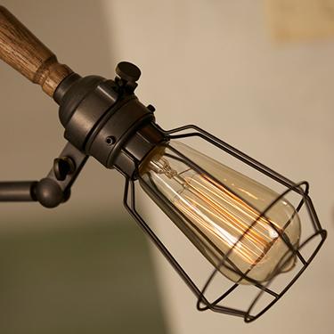 Yard-desk lightヤードデスクライトAW-0415の照明詳細画像1