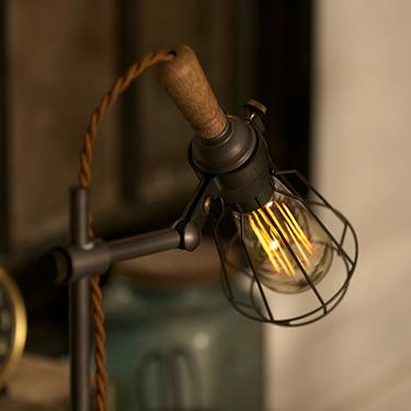 Yard-desk lightヤードデスクライトAW-0315の照明詳細画像2