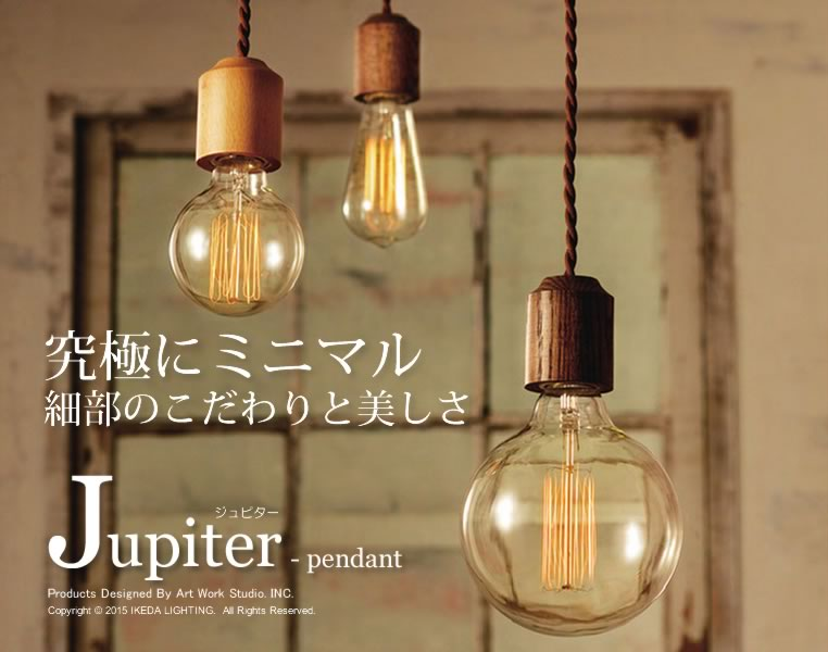 ジュピターペンダント〔Jupiter Pendant〕AW-0416照明〔アートワークスタジオ〕のイメージ画像