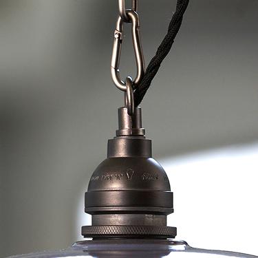 シャビーエナメルペンダントAW-0421の照明詳細画像1