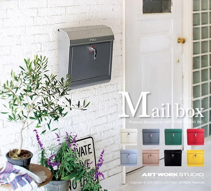 Mail Box メールボックスTK-2076ポストのイメージ