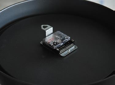 エンジニアードクロック〔アートワークスタジオ〕|掛け時計の詳細画像