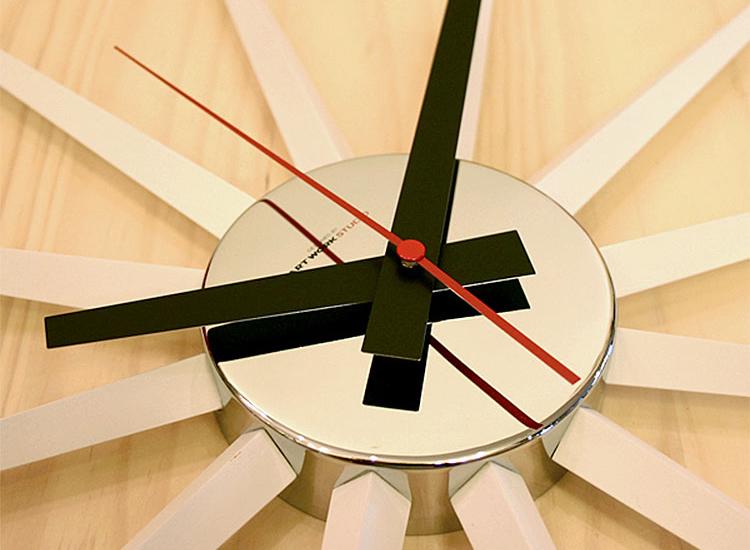 アトラス 掛け時計 アートワークスタジオのイメージ画像