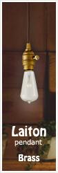 LaitonレイトンペンダントAW-0364|アートワークスタジオ〔白熱球・LED照明〕