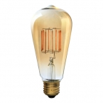 Siphonサイフォン【LDF30A】エジソン|LED電球