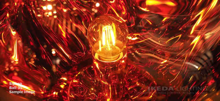 SiphonサイフォンのLED電球イメージ画像
