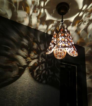 インポートクラシックシャンデリアの照明詳細画像