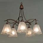 インポートシャンデリア 5灯