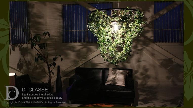 ForestiフォレスティLP2360の照明イメージ