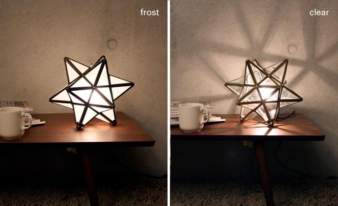 EtoileエトワールLT3675テーブルランプ照明のイメージ