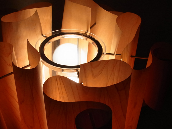 AurowoodアウロウッドLF4200の照明詳細画像2