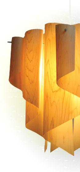 Auro-woodアウロウッドLP2049の照明イメージ
