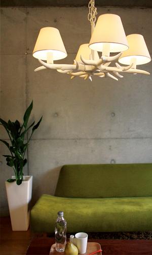 Cantonaカントナ【ディクラッセ】LP2160の照明イメージ