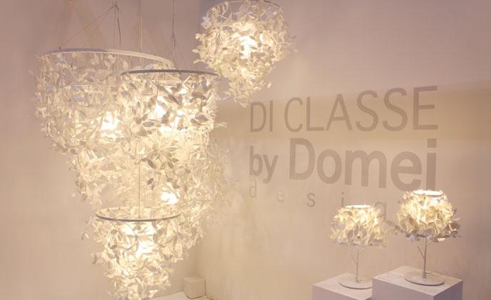 Paper-Foresti grande pendant lampペーパーフォレスティ グランデLP2360WHの照明イメージ画像