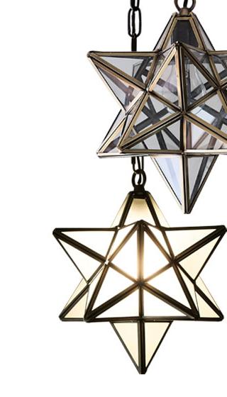 エトワール|照明|玄関|ペンダントランプ|Etoile|LP3020〔ディクラッセ〕|星型のイメージ