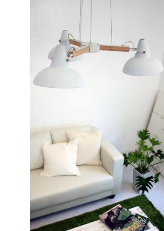 Riiseリーセペンダントランプ_LP3035の照明イメージ