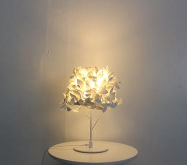 Paper-Foresti table lampペーパーフォレスティ テーブルランプLT3695WHの照明詳細画像1