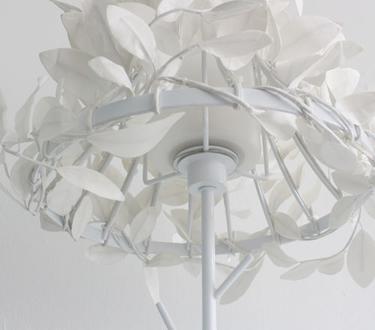Paper-Foresti table lampペーパーフォレスティ テーブルランプLT3695WHの照明詳細画像2