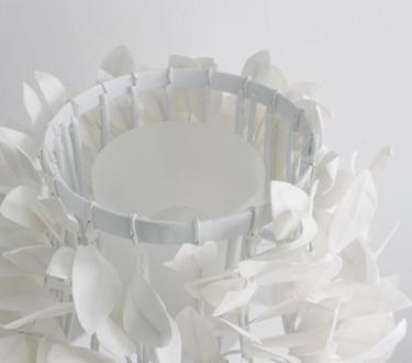 Paper-Foresti table lampペーパーフォレスティ テーブルランプLT3695WHの照明詳細画像3