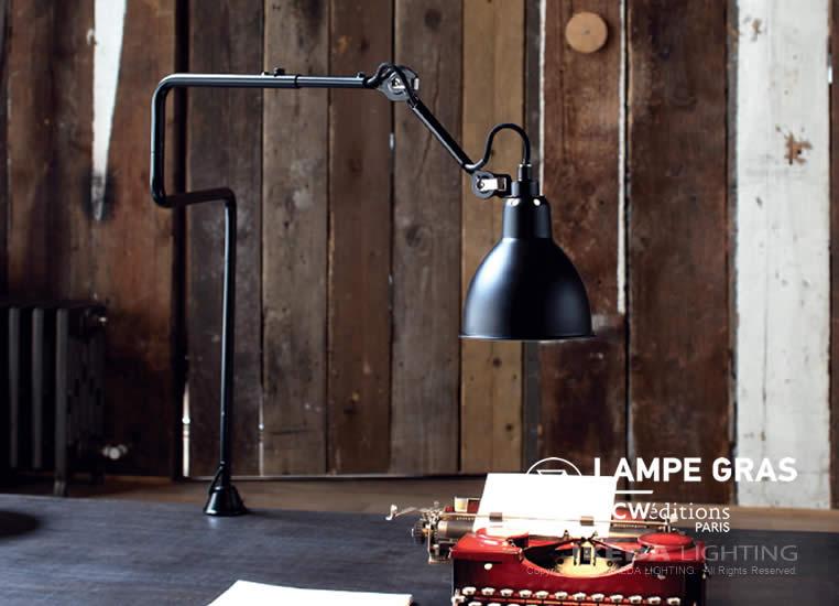 ランぺグラス NO.211-311|テーブルランプ|DCWエディションズ