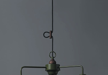 パレルモ〔GLF-3331〕の照明詳細画像2