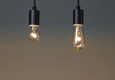 浪漫灯40W70cm〔GLF-3388〕の照明詳細画像1