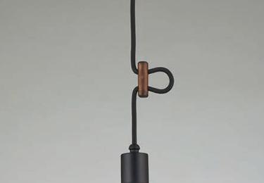 アンナプルナ(1灯用CP型黒) 〔GLF-3461〕の照明詳細画像2