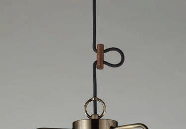 キリマンジャロ(3灯用CP型BR) 〔GLF-3464〕の照明詳細画像2