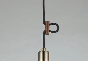 キリマンジャロ(1灯用CP型BR) 〔GLF-3465〕の照明詳細画像2