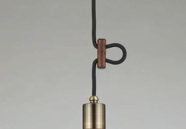 モンテローザ(1灯用CP型黒) 〔GLF-3467〕の照明詳細画像2