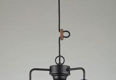 エベレスト(3灯用CP型黒) 〔GLF-3468〕の照明詳細画像2