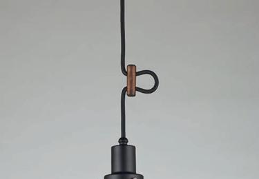 エベレスト(1灯用CP型黒) 〔GLF-3469〕の照明詳細画像2
