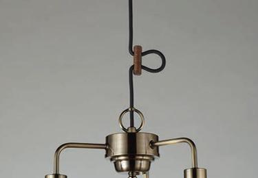 マナスル (3灯用CP型) 〔GLF-3470〕の照明詳細画像2