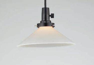 乳白P1ロマン・キーソケットCP型〔GLF-3474〕の照明詳細画像1