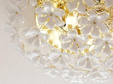 Bouquet Series ブーケシリーズ 照明の細部画像