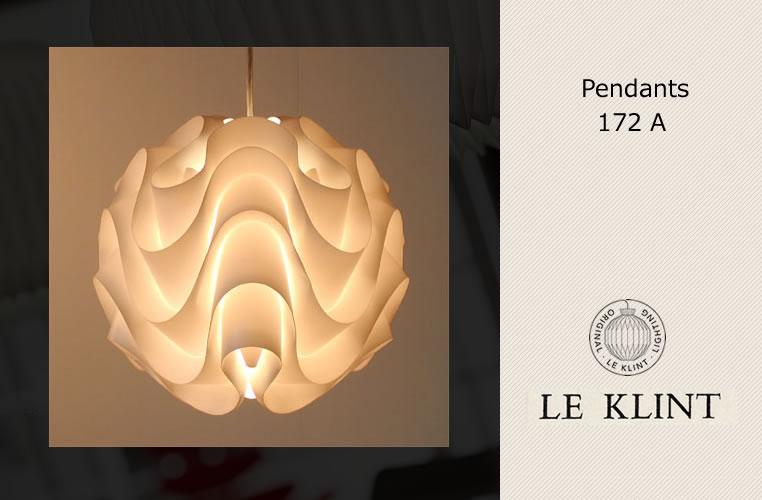 LE KLINT 172A|レクリント|照明イメージ