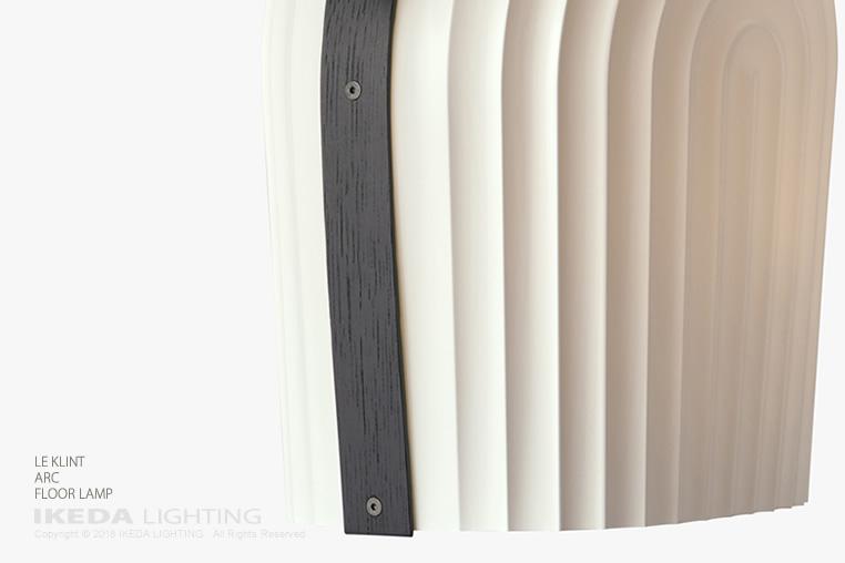 ARC|アークフロア|レクリントの照明イメージ