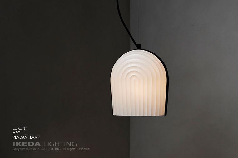 ARC|アークペンダント|レクリントの照明イメージ
