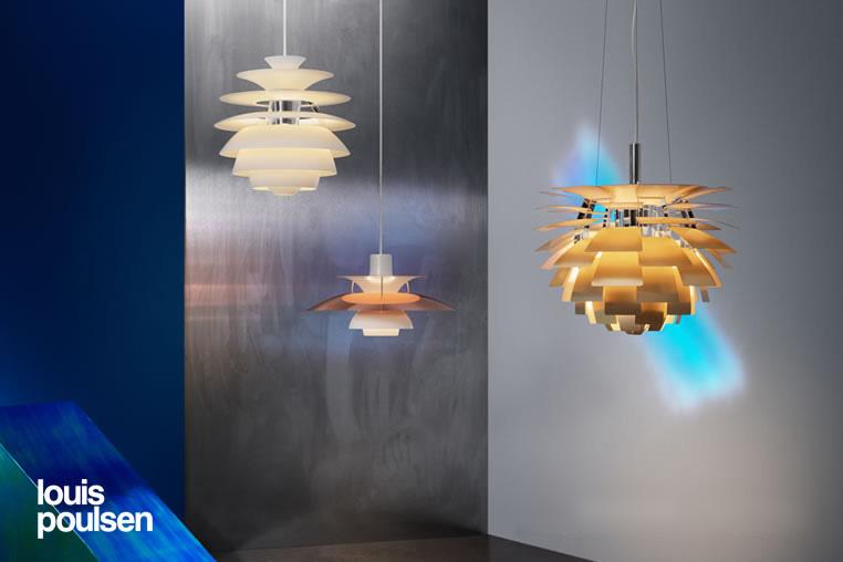 60周年記念|ルイスポールセン|照明のイメージ