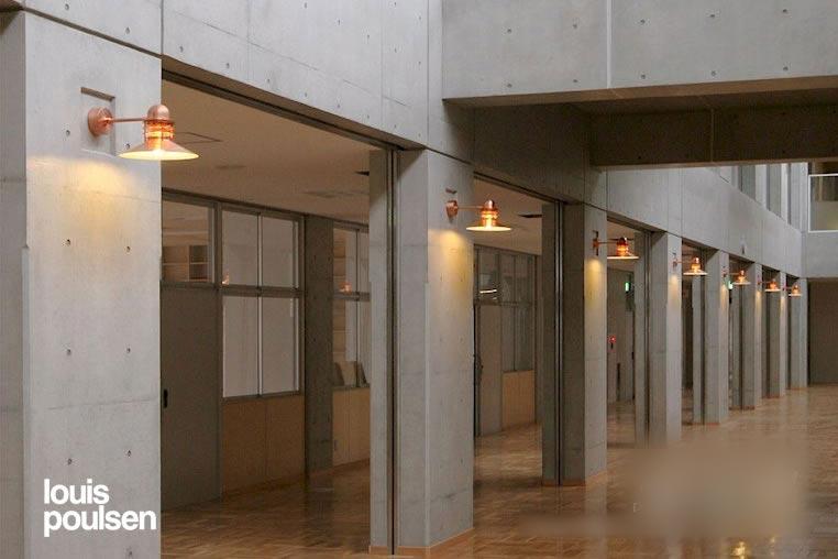 Nyhavn Wall|ニューハウン ウォール|ルイスポールセン|エクステリア|屋外 照明